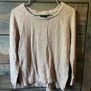 Brown Lightweight Sweater